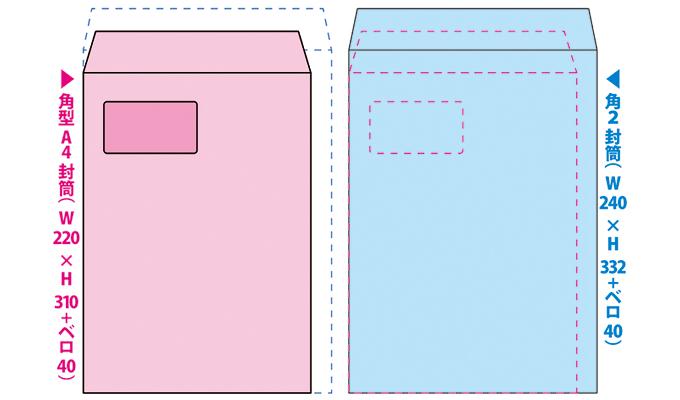 A4封筒サイズ